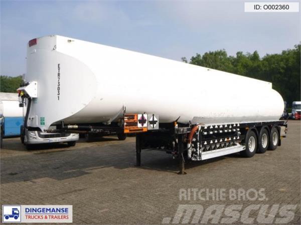 Heil / Thompson Fuel tank alu 41.4 m3 / 8 comp   pump