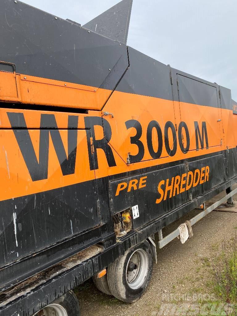 Metso M & J WR 3000M