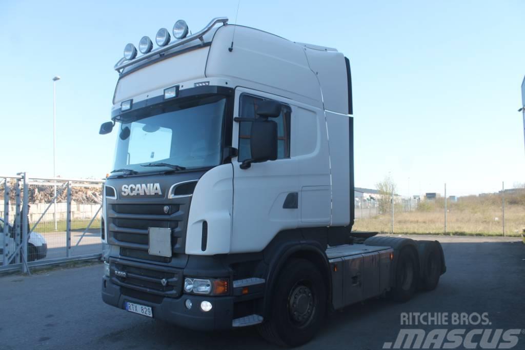 Scania R560 LA 6X2 MNB Euro5