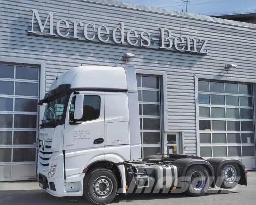 Mercedes-Benz Actros 2551 Dragbil 3,95