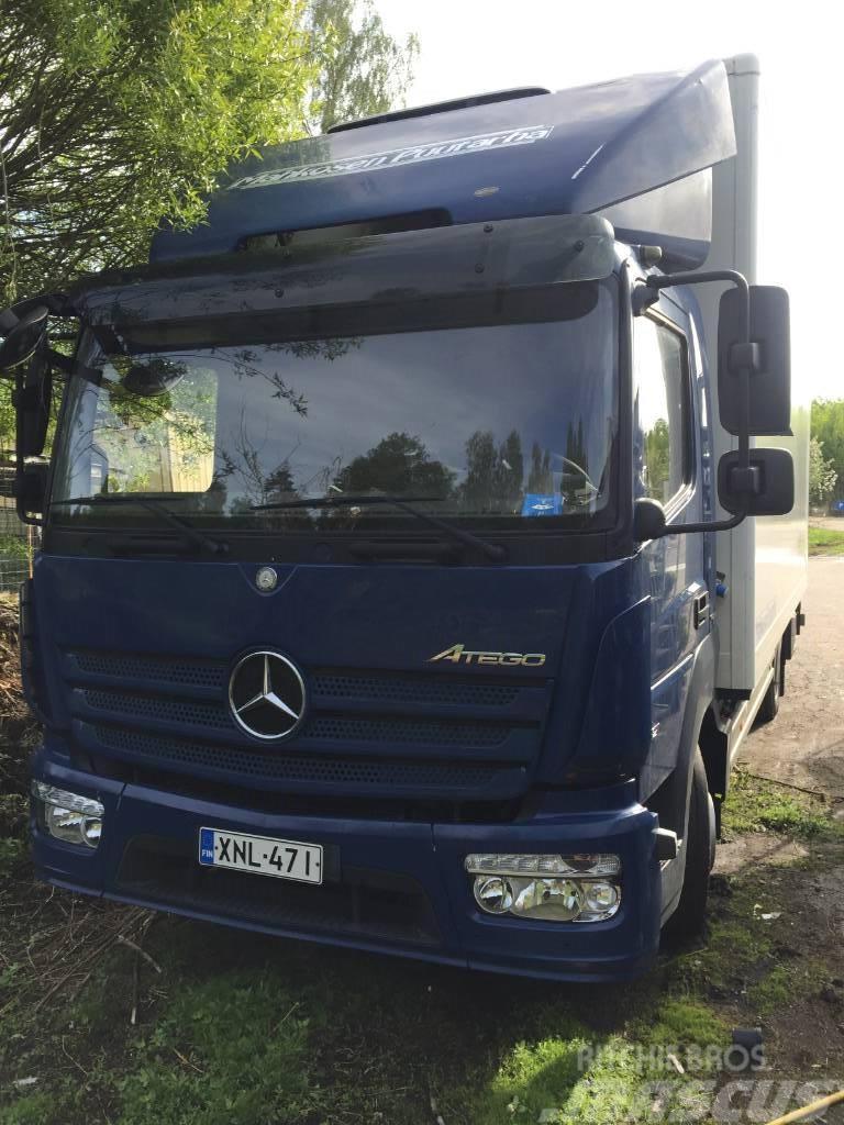 Mercedes-Benz Ateco 821