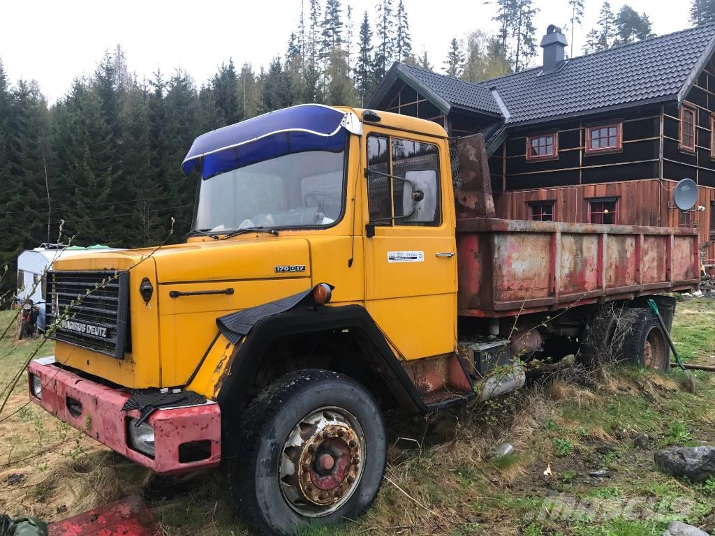 Magirus Deutz 170D K for parts