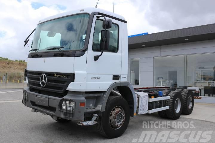 Mercedes-Benz Actros 2636