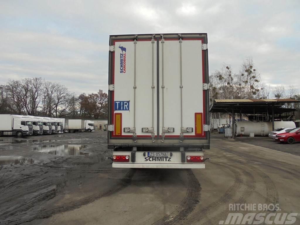 Schmitz Cargobull naczepa chłodnia/refrigerated semi-trailer