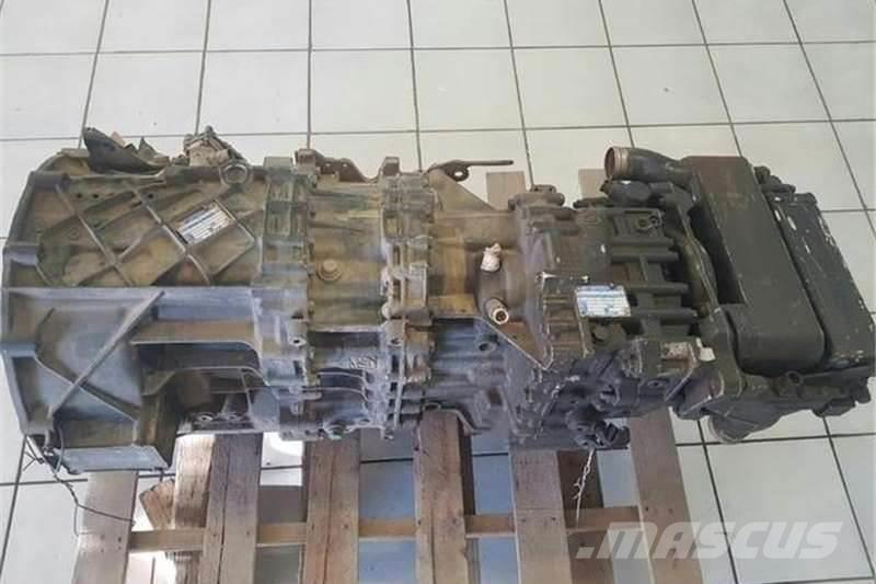 MAN ZF Astronic 12 AS 2301 IT Transmission