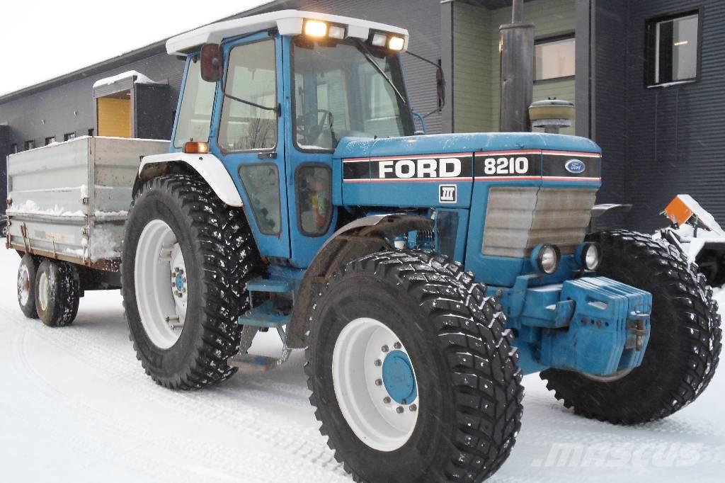 Ford 8210 Force III