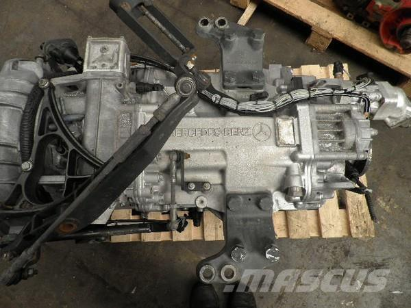 Mercedes-Benz Schaltgetriebe Axor G221/9 G 221/9, 2005, Växellådor