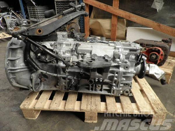 Mercedes-Benz Schaltgetriebe Axor G221/9 G 221/9