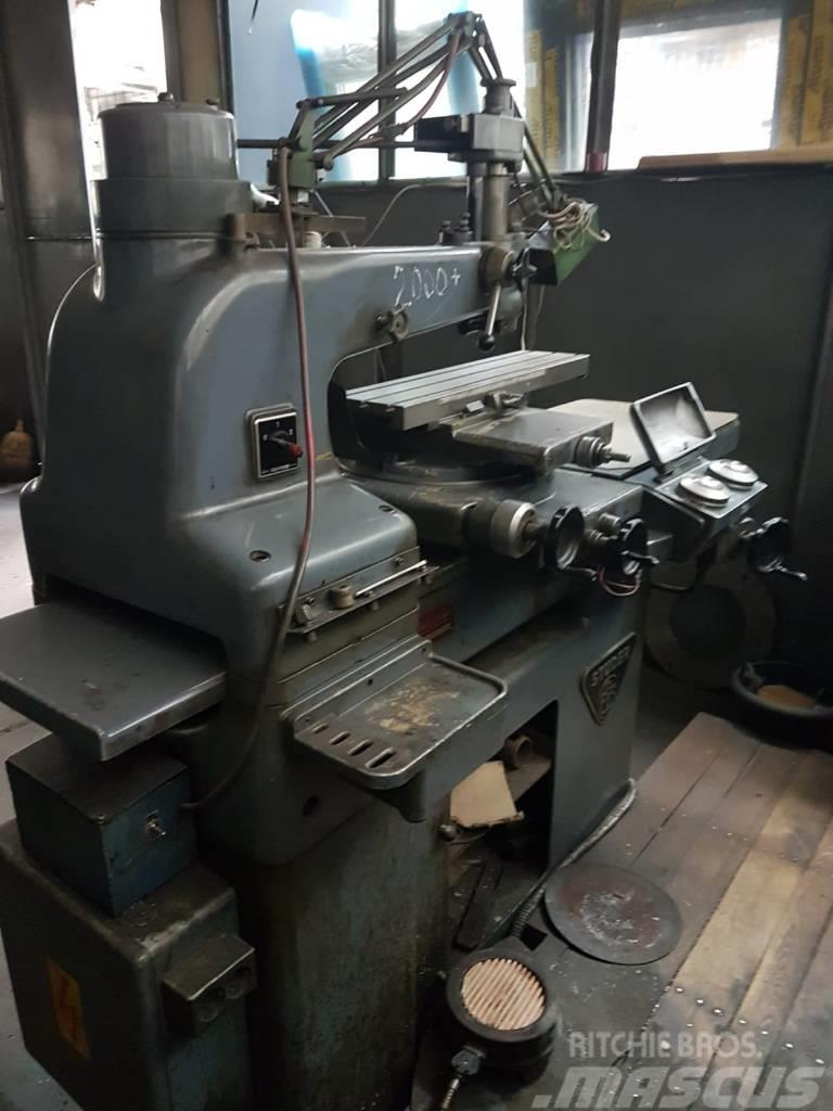 Masina de frezat sabloane Studer SFM-500