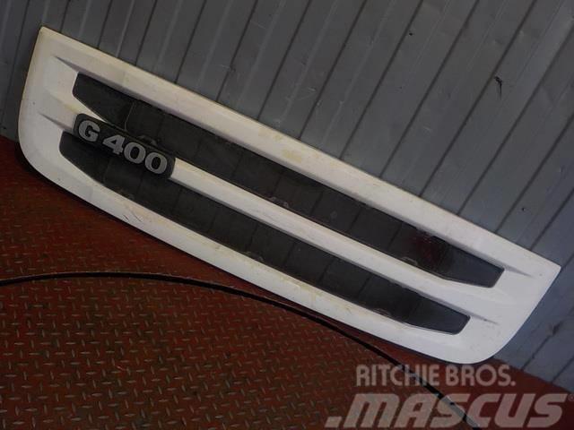 Scania P,G,R series Radiator grille 1871667 1875843 18758