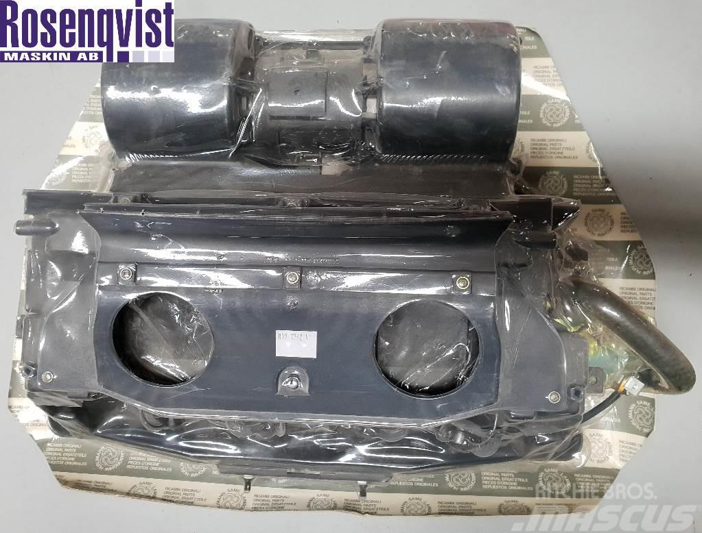 Deutz-Fahr Lamborghini Heating unit 0.010.8108.4/30, 04406860