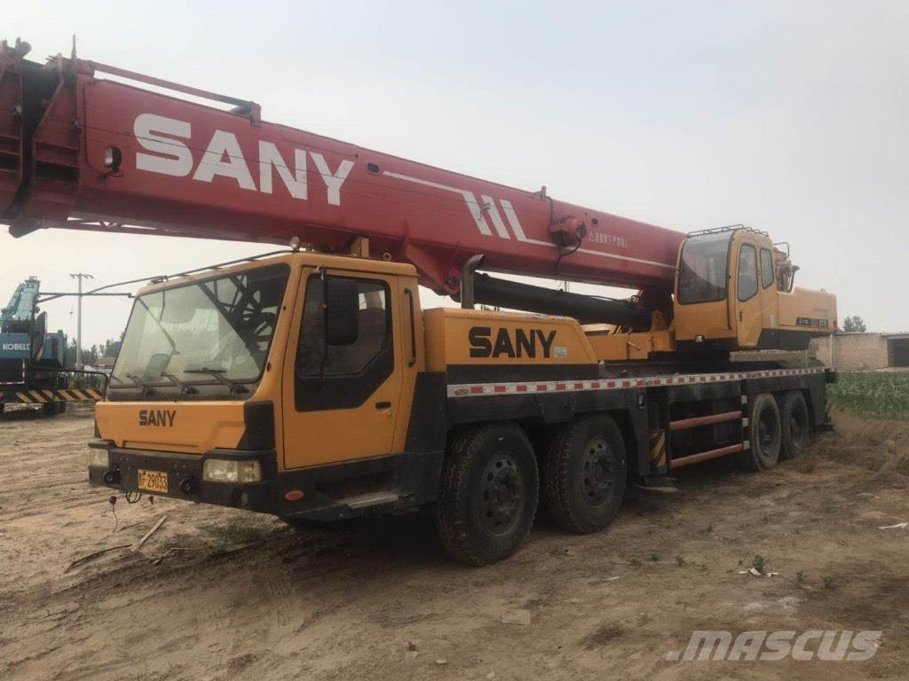 Sany STC 750 S