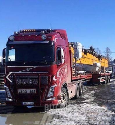 Volvo Til salgs for kunde FH540 6x4 hydrolikktrekker