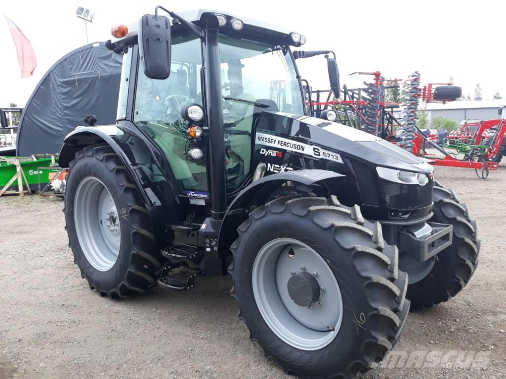 Massey Ferguson 5713S Dyna 4 Next Edition