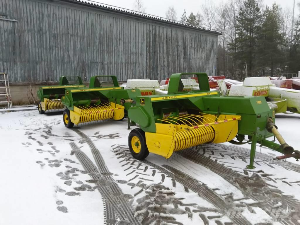 John Deere 330 - 3pcs  / 3kpl - press - baler - paalain