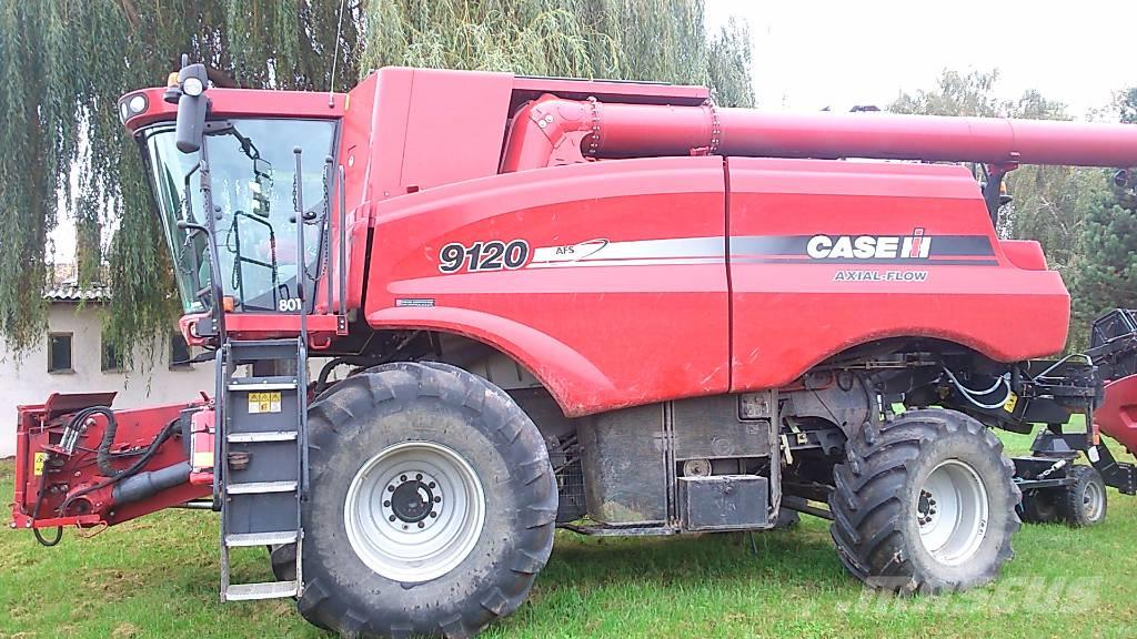 CASE IH Axial Flow 9120 4x4