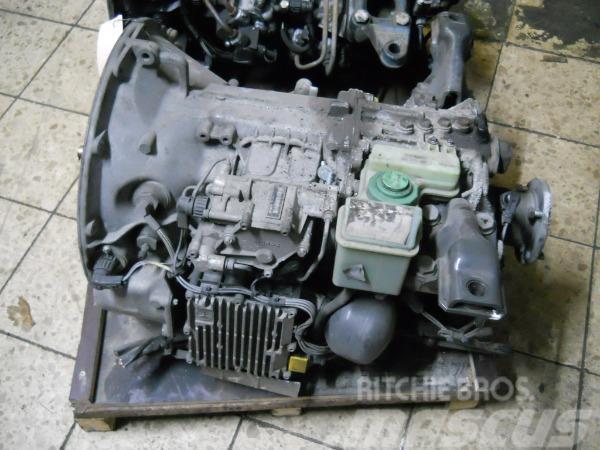 Mercedes-Benz G85-6 EPS / G 85-6 EPS