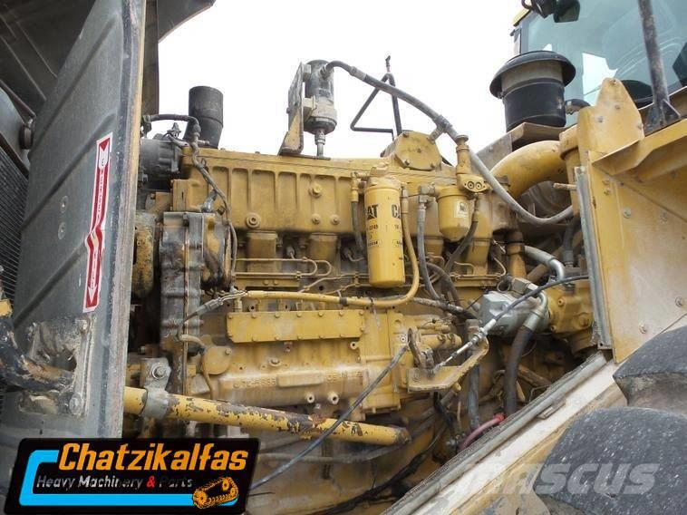 Caterpillar 3406 Engine for 980G Wheel Loader