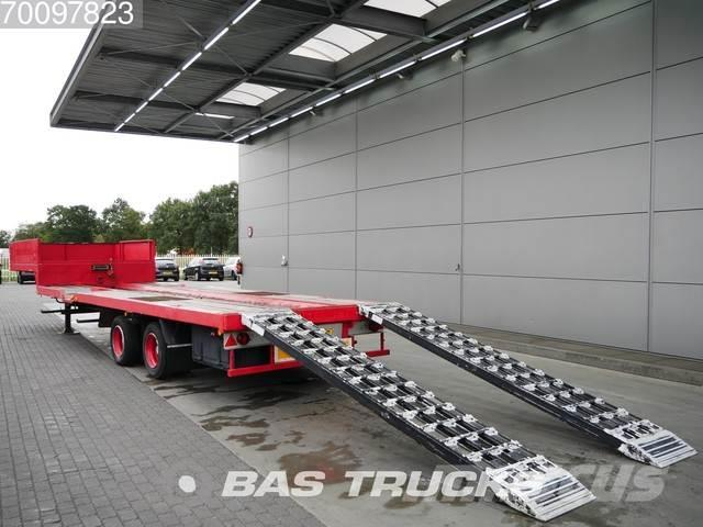 Fruehauf Hartholz-Boden Steelsuspension D 25 M