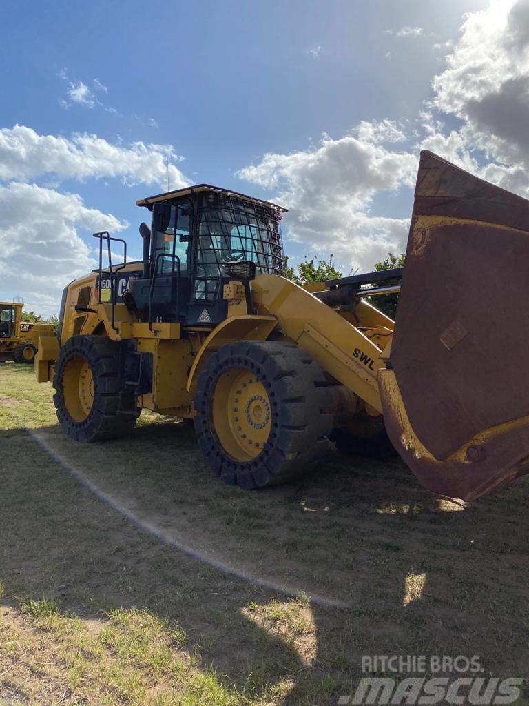 Caterpillar 950 M WASTE HANDLER