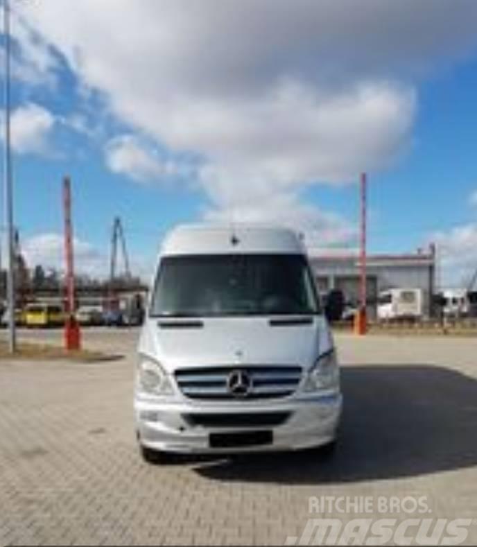 Mercedes-Benz Sprinter 518 Stan Idealny