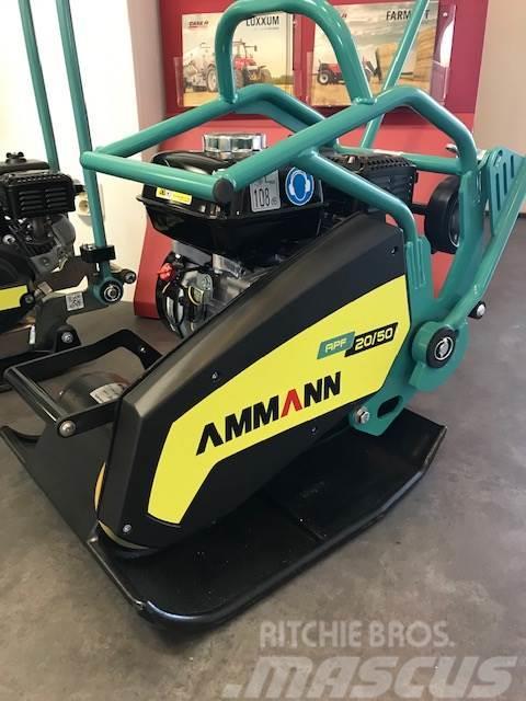 Ammann APF 20/50 Diesel