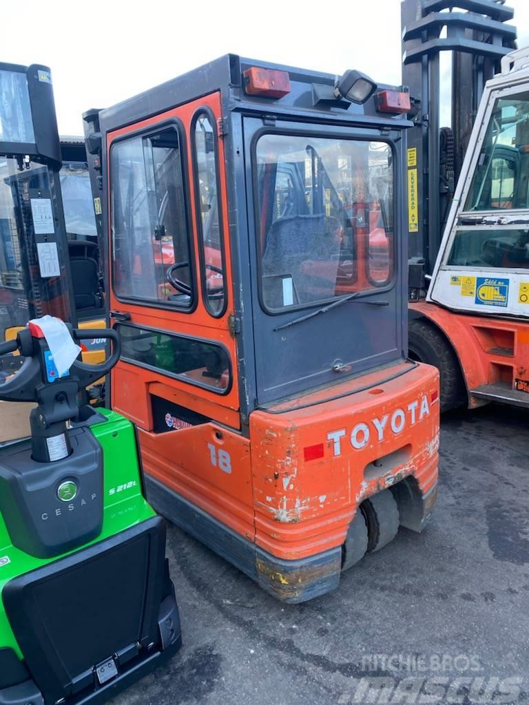 Toyota 5 FB E 18