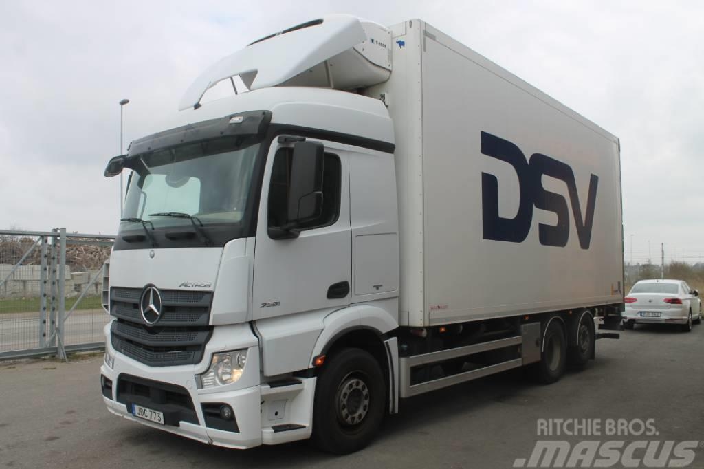 Mercedes-Benz ACTROS 2551 6x2  Euro 6