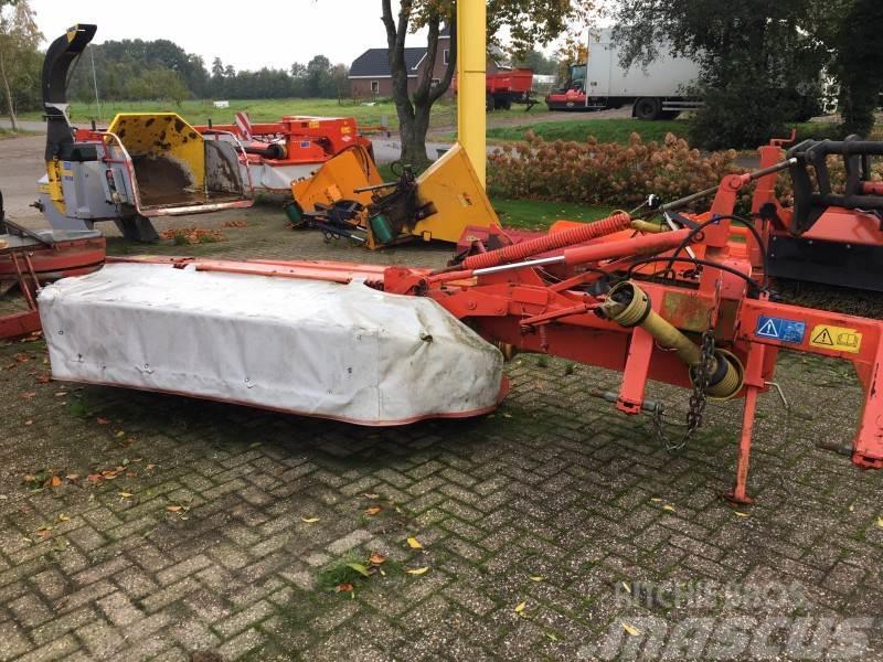 Kuhn maaier met kneuzer FC240P