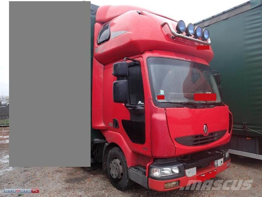 Renault Midlum DXI5/7 cabin