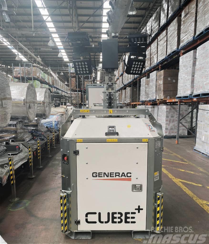 Generac Mobile Cube + Hybrid