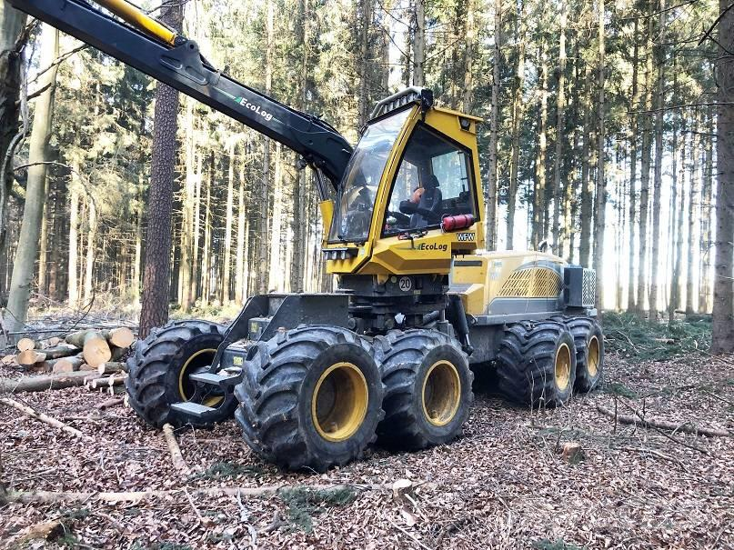Eco Log 688D Steep mit LogMax 6000B - Gebrauchtmaschine