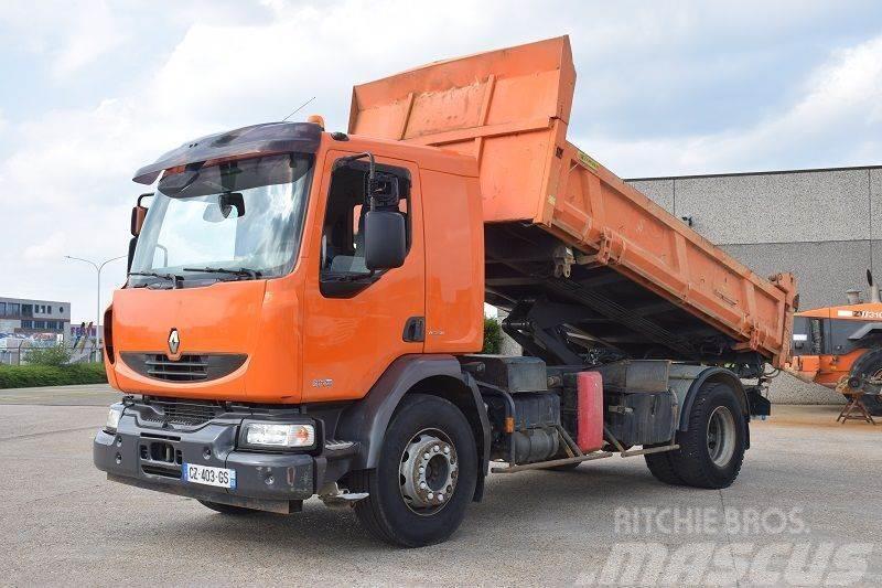 Renault MIDLUM 280 DXI 4X2 KIPPER