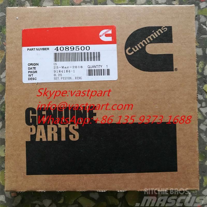 Cummins K19 Engine Piston 4089500 4955975