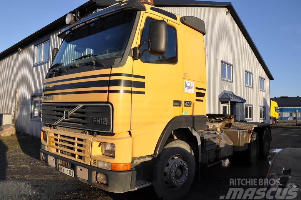Volvo FH12 6X4 420