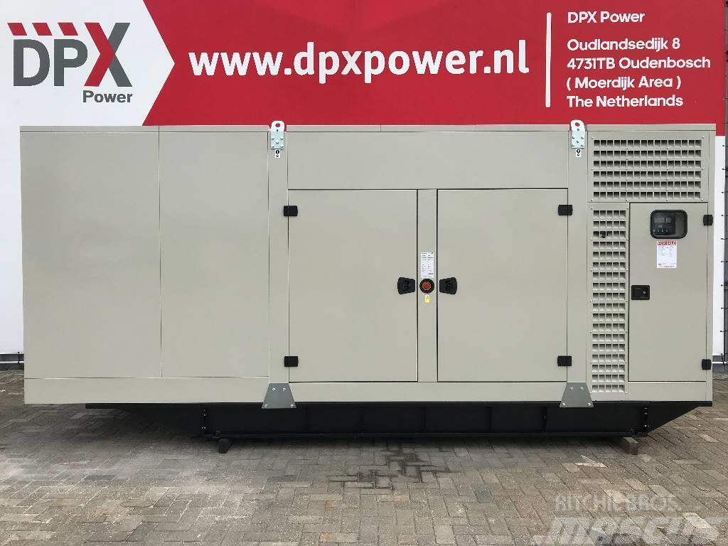 Perkins 2806A-E18TAG2 - 721 kVA Generator - DPX-19600