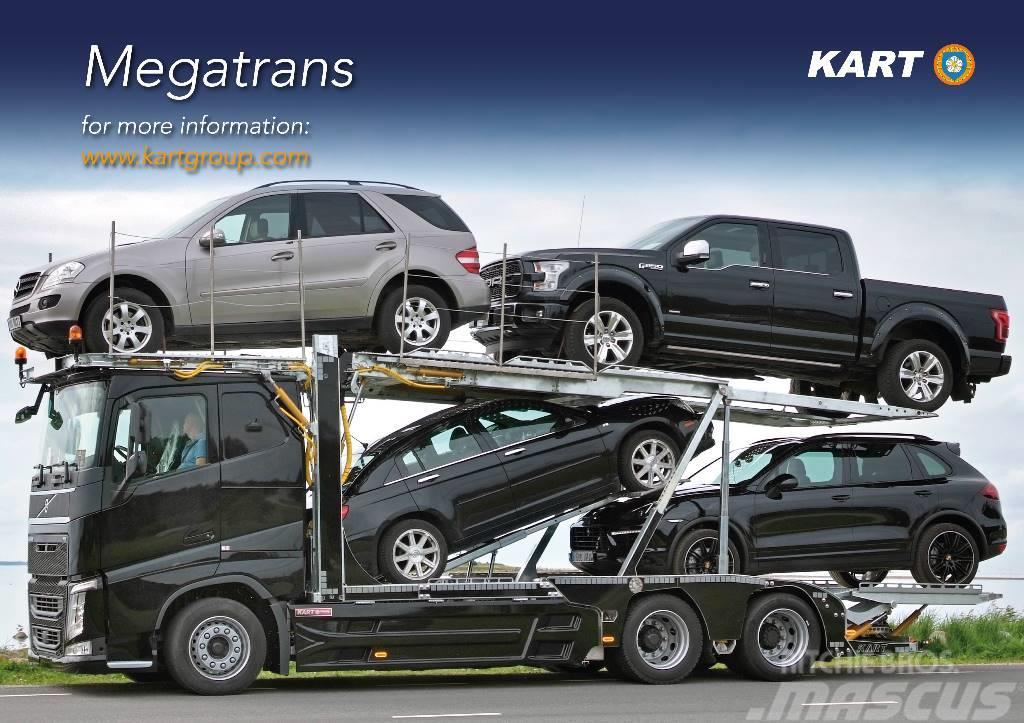 Kart Performance Trailers MEGATRANS