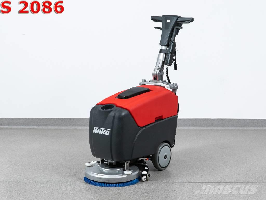 Hako MATIC SCRUBBER DRYER HAKO B12 / NEW BATTERIES