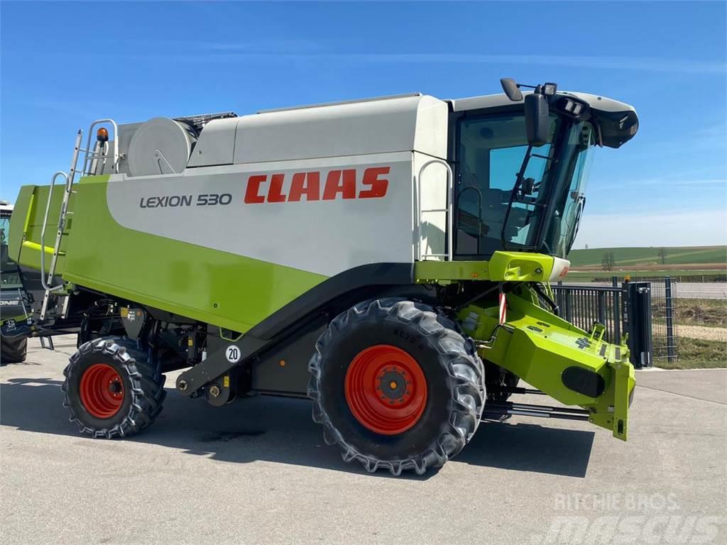 CLAAS Lexion 530, Bj. 2006, V600