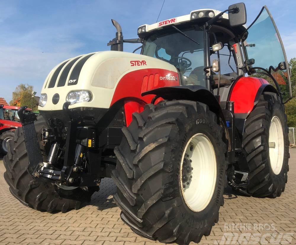 Steyr CVT 6230 Allrad Traktor