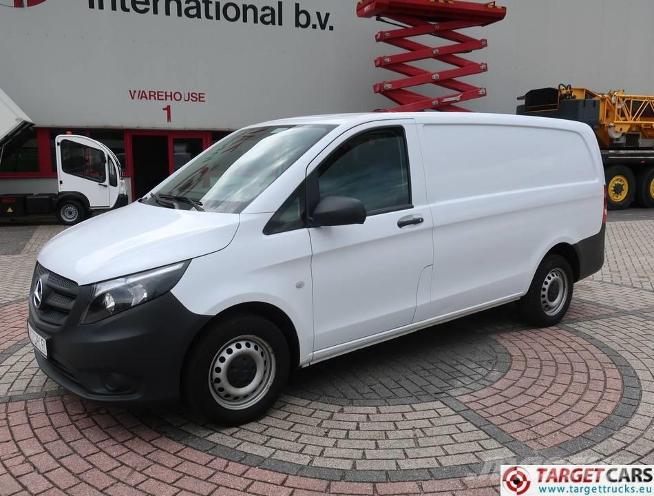 Mercedes-Benz Vito 114CD Long Closed Panel Van