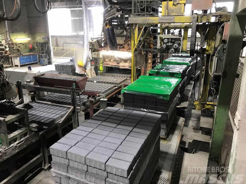 Schlosser paving stone production plant