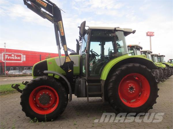 CLAAS ARES 566 RZ COMFORT
