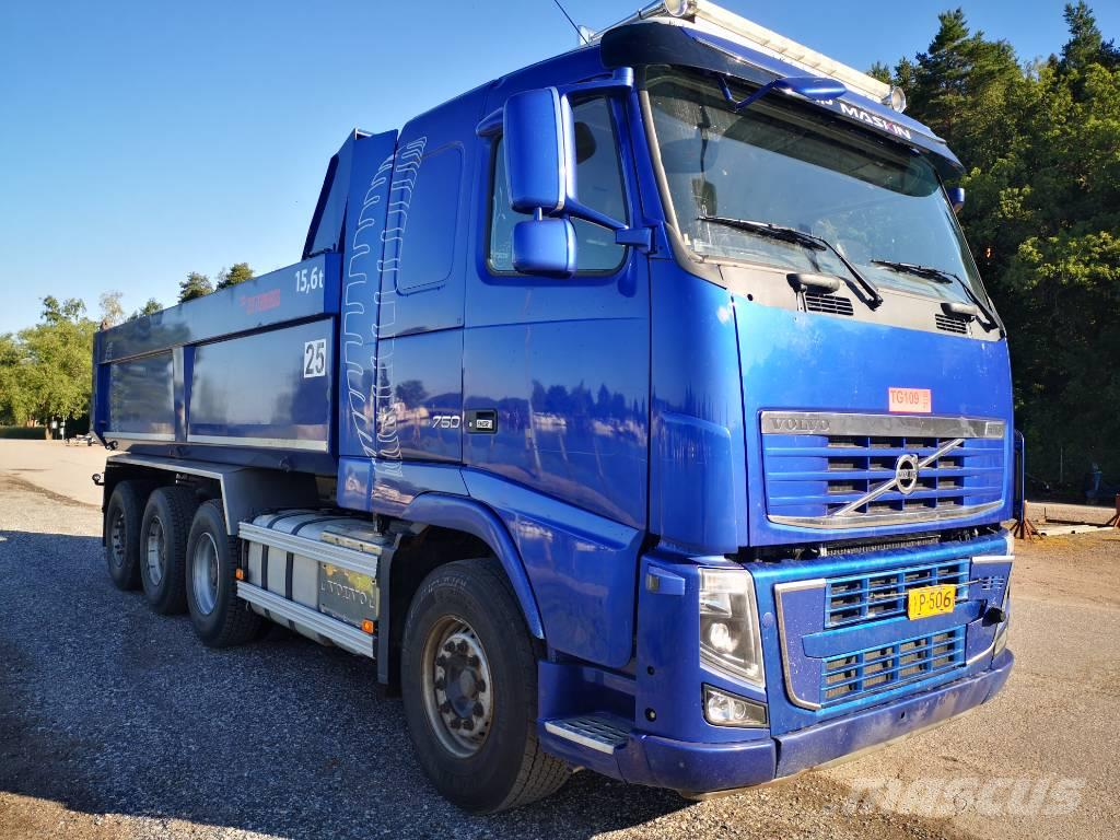 Volvo FH 750 TRIDEM Pyydä ERIKOISTARJOUS