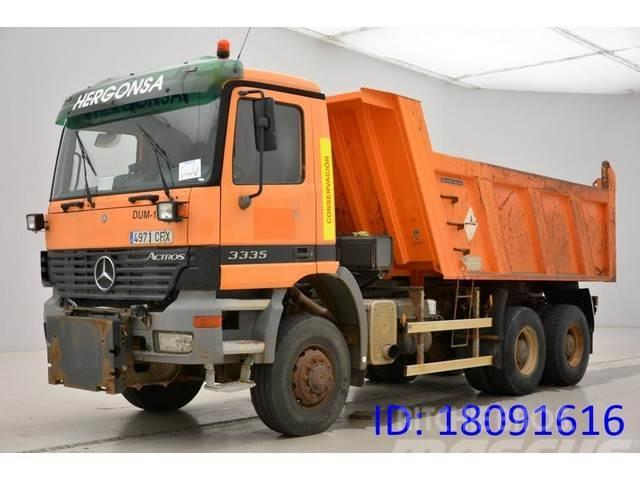Mercedes-Benz Actros 3335AK - 6x6