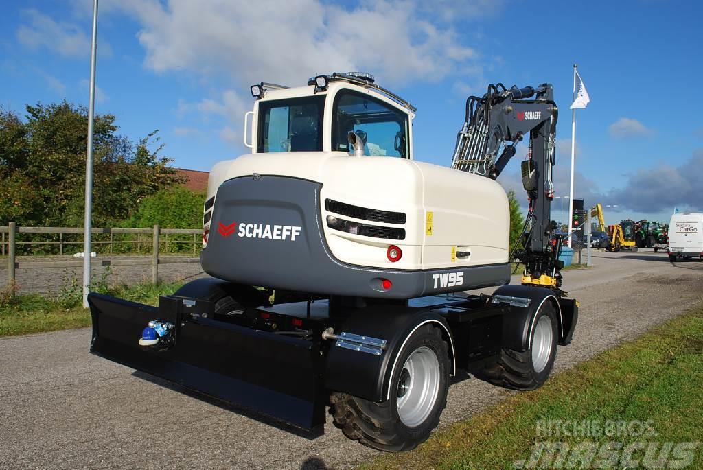 Schaeff TW95 Hjulgrävare, 10 ton