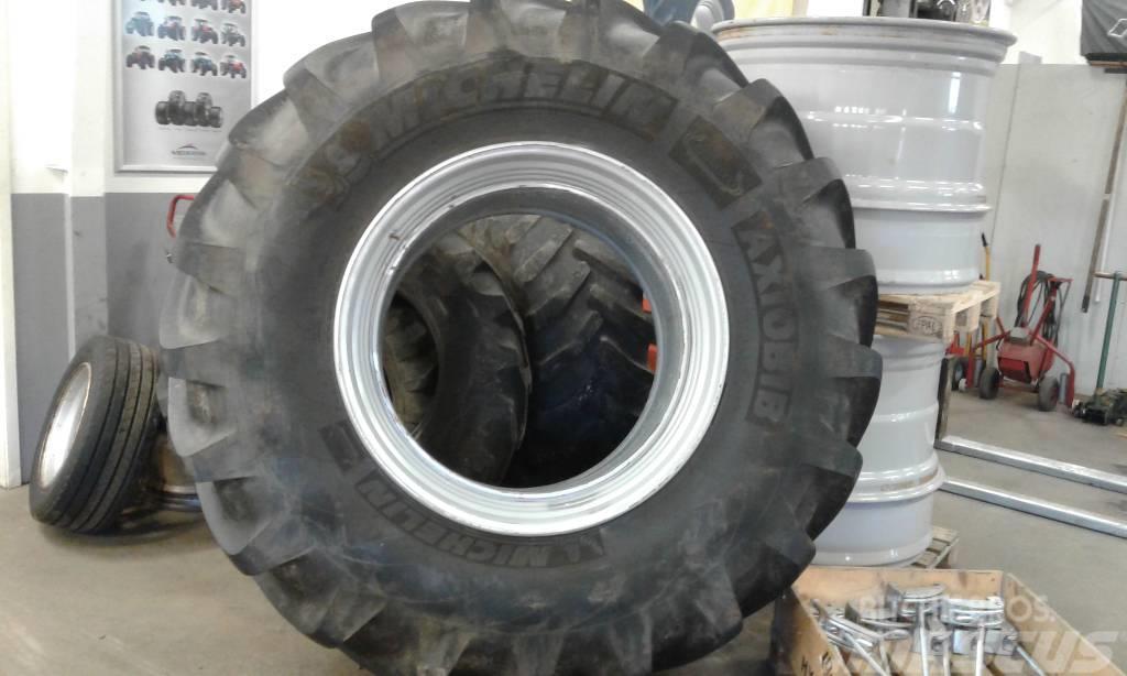 Michelin Axiobib IF 710/75 R42 Dubbelmontage Duofixx