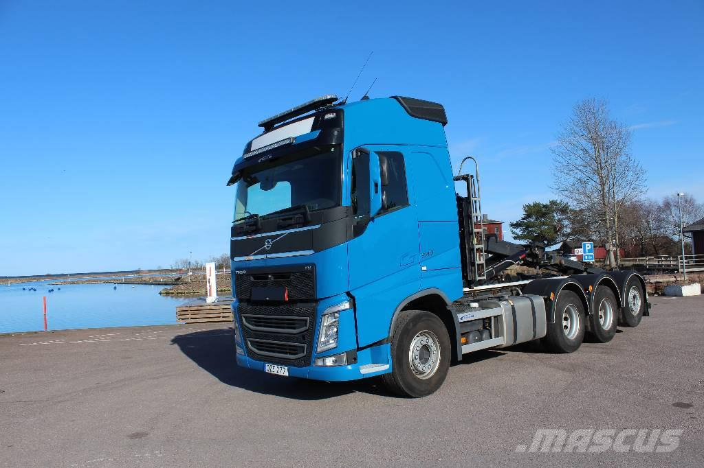 Volvo FH 540 8x4*4