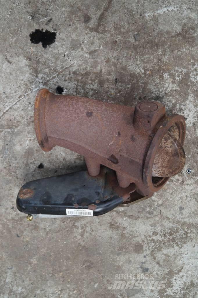 Renault MAGNUM / Engine mountain valve