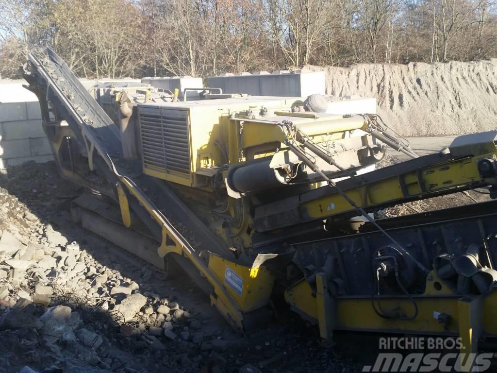 Keestrack Destroyer 1112 S